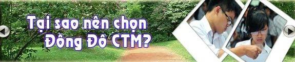 Tại sao nên chọn Đông Đô CTM