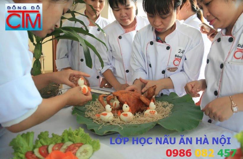 Lop hoc nau an