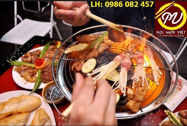 Học lẩu nướng mở nhà hàng - Xu hướng siêu hot trong mùa Thu Đông